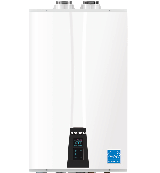 Why Choose a Navien Tankless Water Heater?