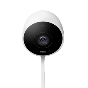 Nest Cam Outdoor IQ: Outdoor Security Camera with Brains and Brawns